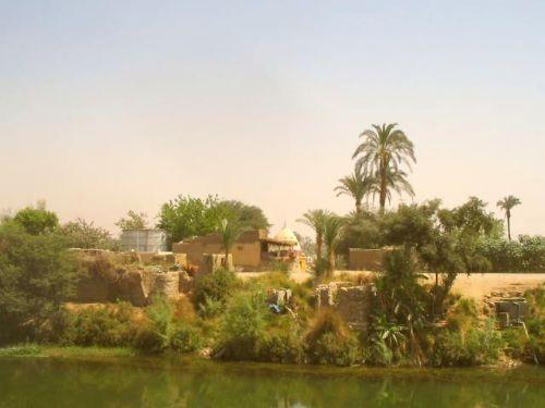 Birkaç sene önce Beni Suef'te çekilmiş bir fotoğraf.