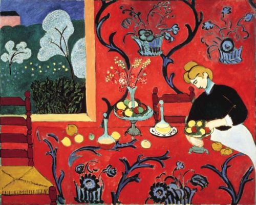 Matisse-Harmony-in-red-Large